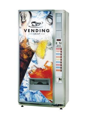 Zeta 550 / 6 вендинг автомат за студени напитки