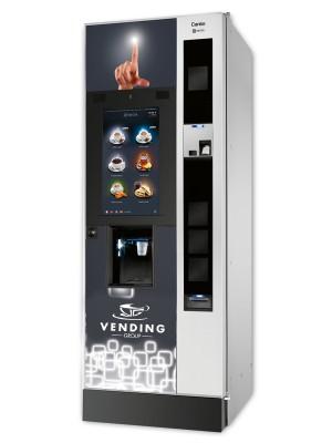 Canto Touch вендинг машина за кафе и топли напитки